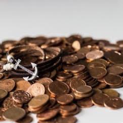 geld overhouden aan het einde van de maand