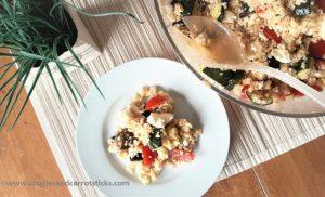 BBQ recepten met couscous