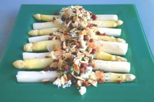 koolhydraatarme asperge recepten met feta en chorizo