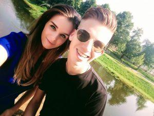 trouwblog van Eva met partner