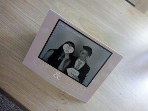 trouwblog de trouwkaart van Eva IV