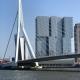 Weekendje weg in Rotterdam Erasmusbrug
