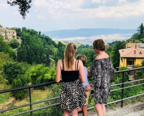Toscane met kinderen Volterra De Ondernemende Vrouw