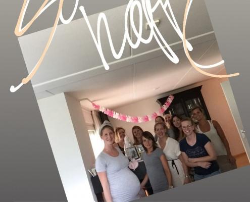 Zwangerschapsblog Bo deelt haar ervaringen over zwanger zijn friends