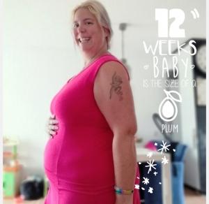 zwangerschap met problemen Mariska