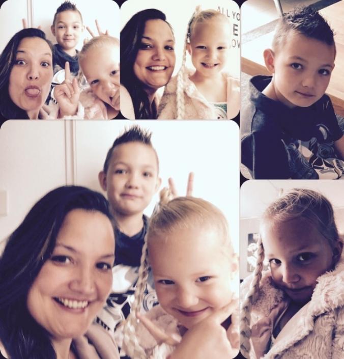 mijn kindjes hebben geen papa meer Michelle blogt op KusTerug