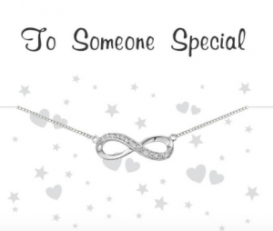 cadeaudoosje to someone special infinity