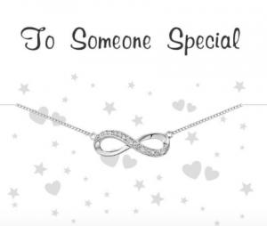 cadeaudoosje to someone special infinity