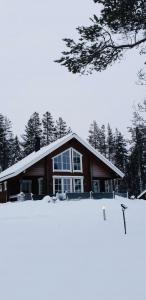 vakantiehuis huren in lapland villa