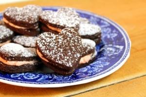 valentijnsrecept browniekoekjes vrouwwatbenjemooi
