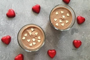 valentijnsrecept chocolademousse vrouwwatbenjemooi