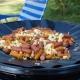 koolhydraatarm eten op de camping knakworsten