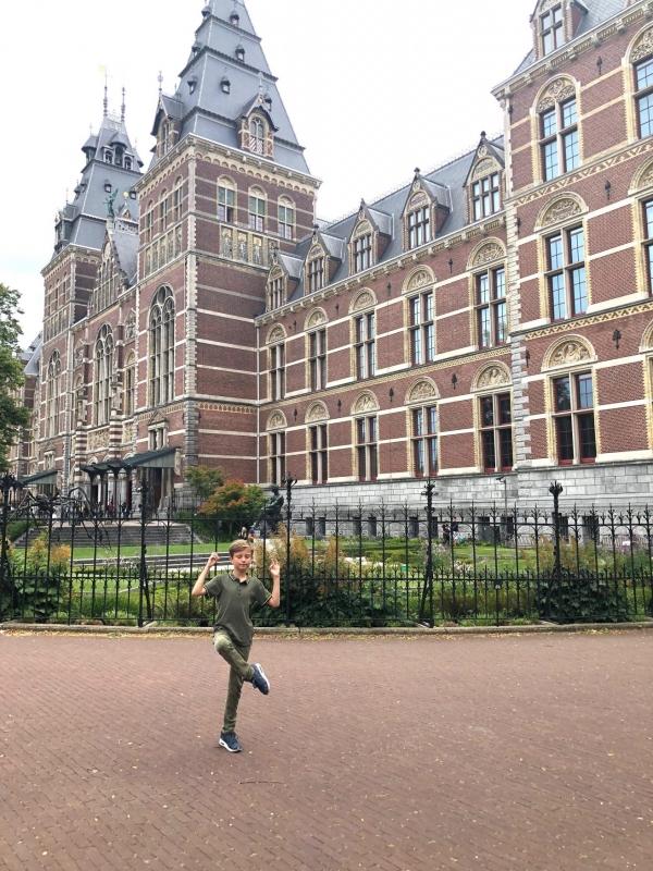 weekendje amsterdam met een tiener rijksmuseum