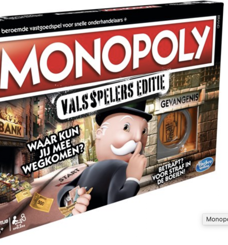 schoencadeautje spel online kopen